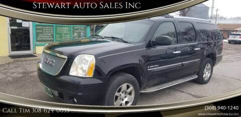 2007 GMC Yukon XL for sale at Stewart Auto Sales Inc in Central City NE