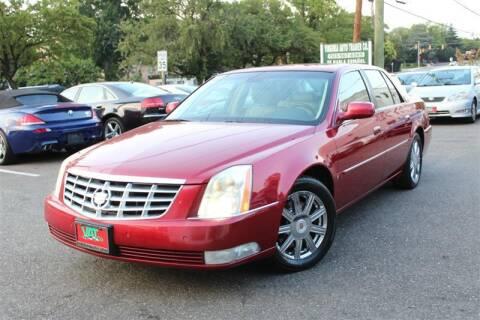 2008 Cadillac DTS for sale at Virginia Auto Trader, Co. in Arlington VA
