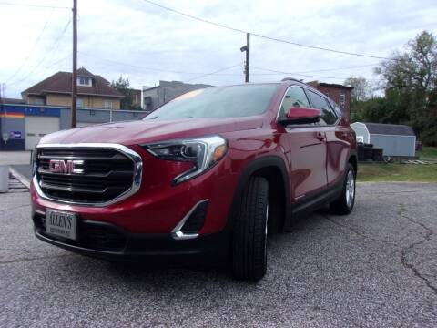 2018 GMC Terrain for sale at Allen's Pre-Owned Autos in Pennsboro WV