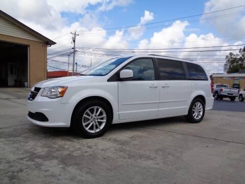 2016 Dodge Grand Caravan for sale at Ingram Motor Sales in Crossville TN