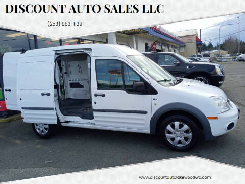 2011 Ford Transit Connect for sale at DISCOUNT AUTO SALES LLC in Spanaway WA