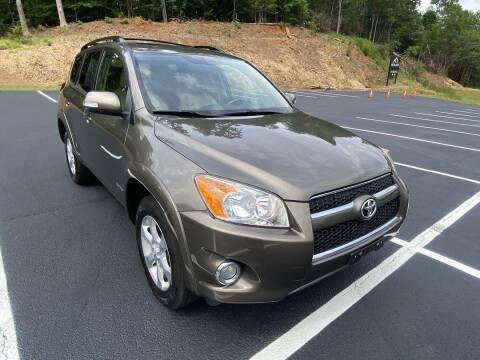 2009 Toyota RAV4 for sale at CU Carfinders in Norcross GA