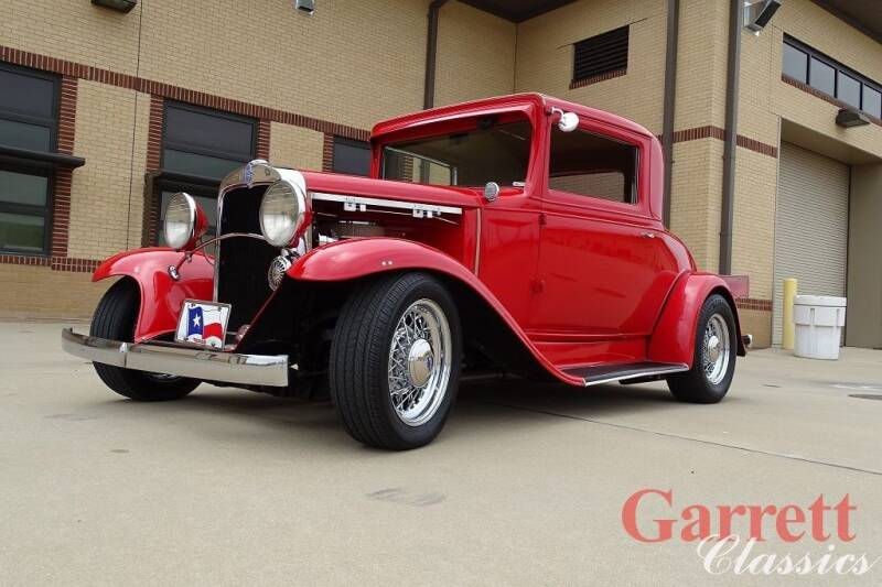 1931 Chevrolet Street Rod for sale at Garrett Classics in Lewisville TX