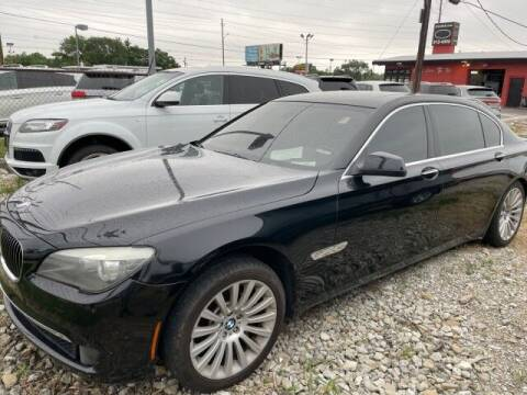 2012 BMW 7 Series for sale at Cars R Us in Indianapolis IN