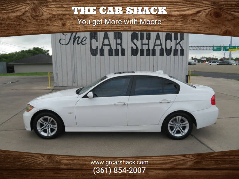 2008 BMW 3 Series for sale at The Car Shack in Corpus Christi TX