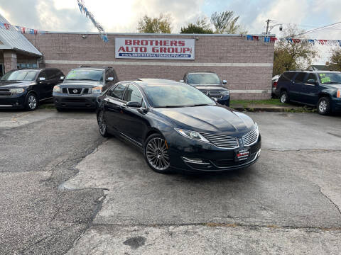 2014 Lincoln MKZ Hybrid for sale at Brothers Auto Group in Youngstown OH