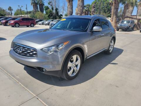 2011 Infiniti FX35 for sale at A AND A AUTO SALES in Gadsden AZ