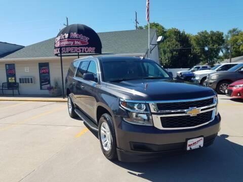 2018 Chevrolet Suburban for sale at DICK'S MOTOR CO INC in Grand Island NE