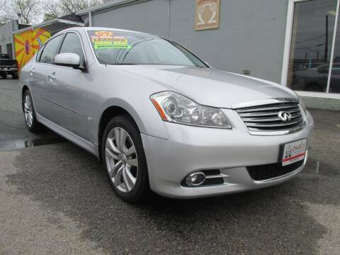 2009 Infiniti M35 for sale at Omega Auto & Truck Center, Inc. in Salem MA