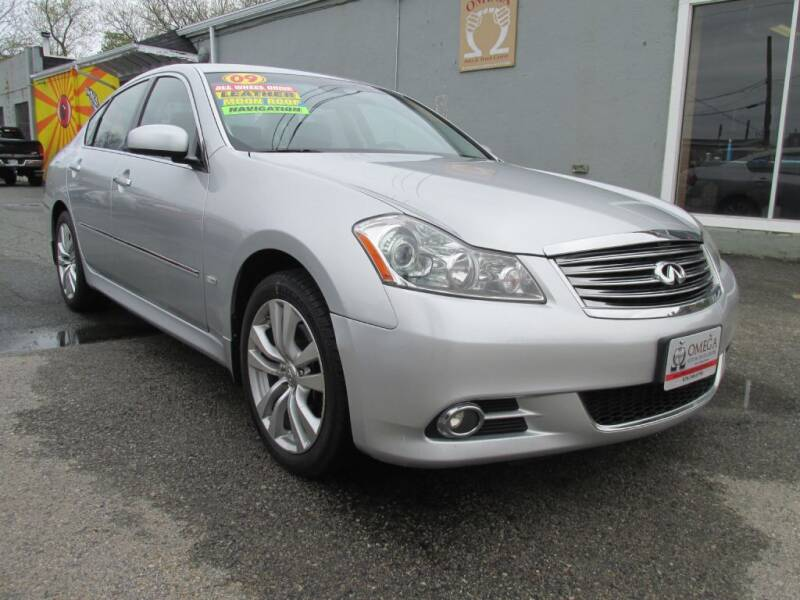 2009 Infiniti M35 for sale in Salem, MA