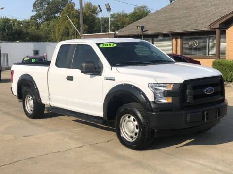 2017 Ford F-150 for sale at Safeen Motors in Garland TX
