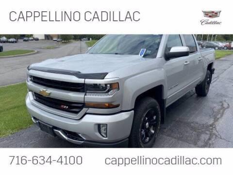 2017 Chevrolet Silverado 1500 for sale at Cappellino Cadillac in Williamsville NY