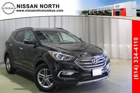 2018 Hyundai Santa Fe Sport for sale at Auto Center of Columbus in Columbus OH