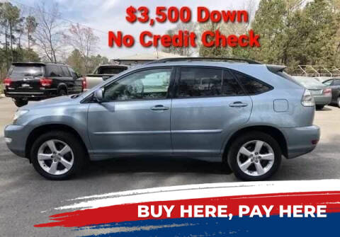 2005 Lexus RX 330 for sale at BP Auto Finders in Durham NC