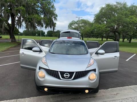 2012 Nissan JUKE for sale at FLORIDA MIDO MOTORS INC in Tampa FL