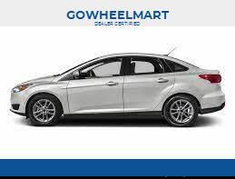 2017 Ford Focus for sale at GOWHEELMART in Leesville LA