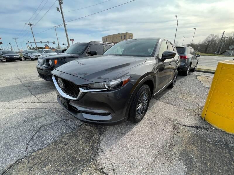 2020 Mazda CX-5 for sale at Greg's Auto Sales in Poplar Bluff MO