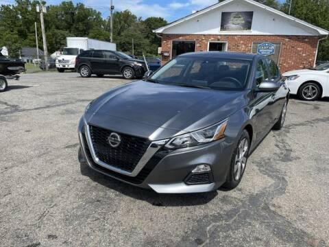 2019 Nissan Altima for sale at L&M Auto Import in Gastonia NC