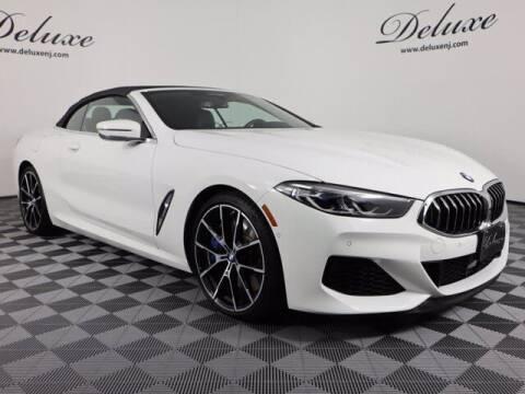 2019 BMW 8 Series for sale at DeluxeNJ.com in Linden NJ