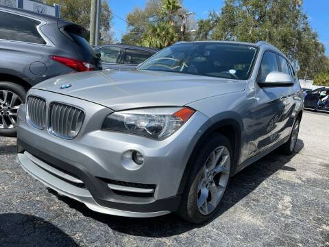 2015 BMW X1 for sale at Always Approved Autos in Tampa FL