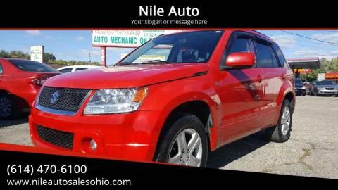 2006 Suzuki Grand Vitara for sale at Nile Auto in Columbus OH