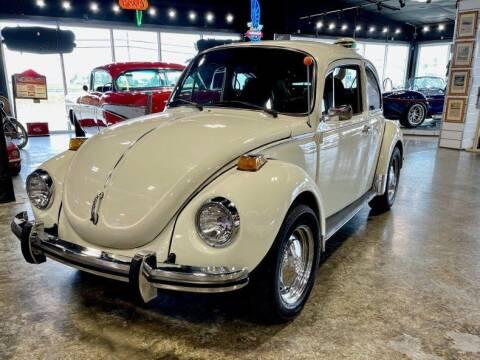 1973 Volkswagen Beetle for sale at Drager's International Classic Sales in Burlington WA
