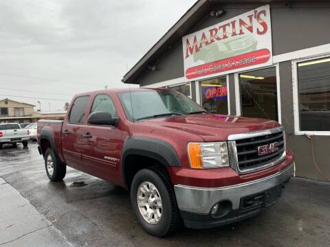 2008 GMC Sierra 1500 for sale at Martins Auto Sales in Shelbyville KY