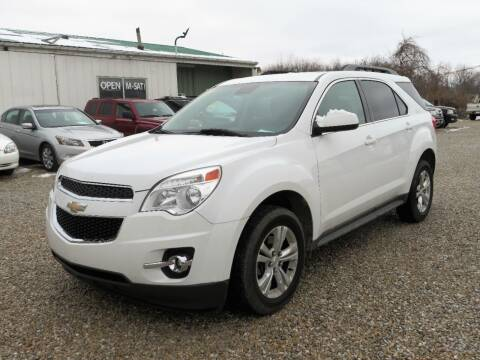 2015 Chevrolet Equinox for sale at Low Cost Cars in Circleville OH