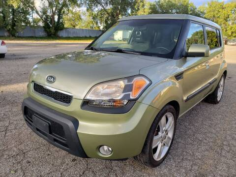 2010 Kia Soul for sale at Flex Auto Sales in Cleveland OH