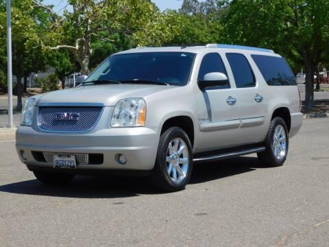 2007 GMC Yukon XL for sale at General Auto Sales Corp in Sacramento CA