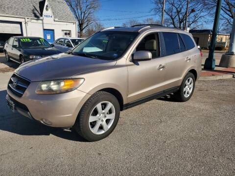 2007 Hyundai Santa Fe for sale at Street Side Auto Sales in Independence MO