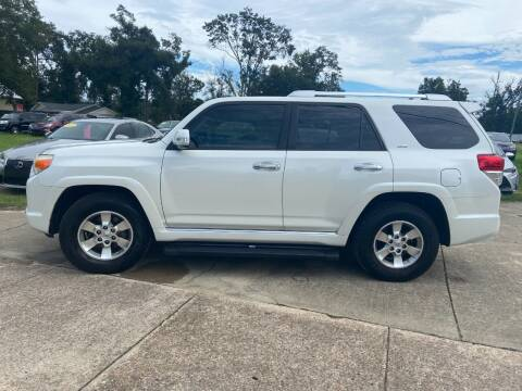 2013 Toyota 4Runner for sale at A & B Auto Sales of Chipley in Chipley FL