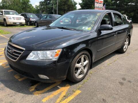 2009 Hyundai Sonata for sale at Central Jersey Auto Trading in Jackson NJ