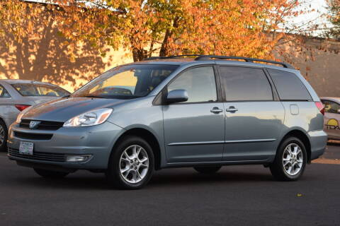 2004 Toyota Sienna for sale at Overland Automotive in Hillsboro OR