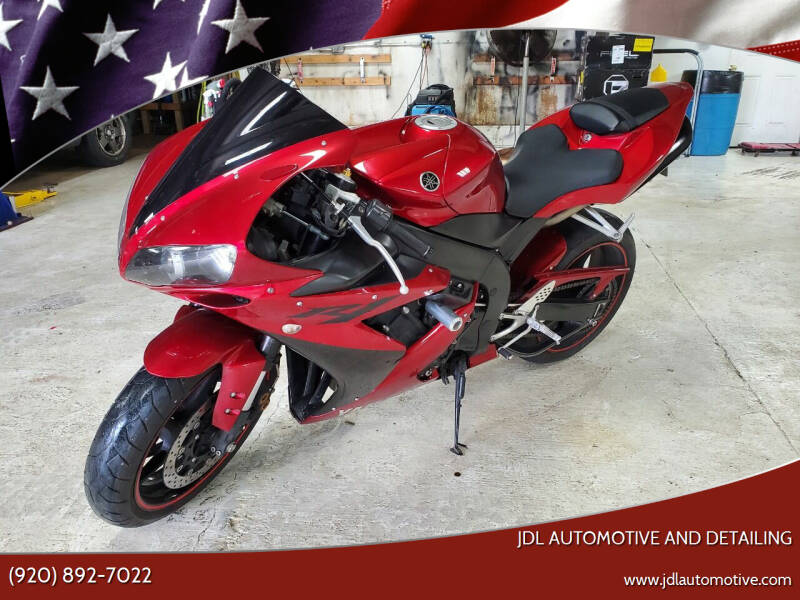 2004 Yamaha YZF-R1 for sale at JDL Automotive and Detailing in Plymouth WI