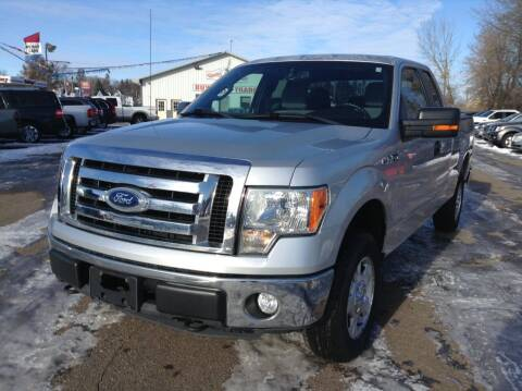 2011 Ford F-150 for sale at Steves Auto Sales in Cambridge MN