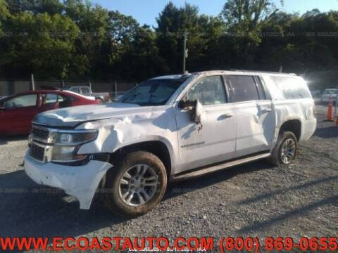 2016 Chevrolet Suburban for sale at East Coast Auto Source Inc. in Bedford VA