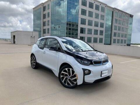 2015 BMW i3 for sale at SIGNATURE Sales & Consignment in Austin TX