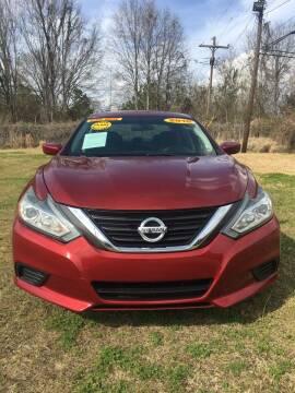 2016 Nissan Altima for sale at CAPITOL AUTO SALES LLC in Baton Rouge LA