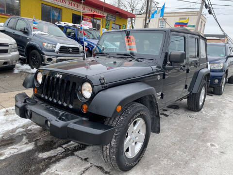 2012 Jeep Wrangler Unlimited for sale at White River Auto Sales in New Rochelle NY