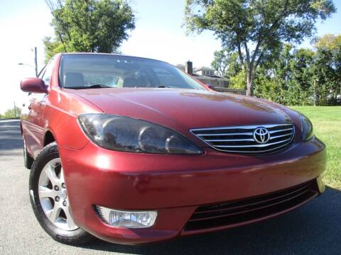 2005 Toyota Camry for sale at A+ Motors LLC in Leesburg VA
