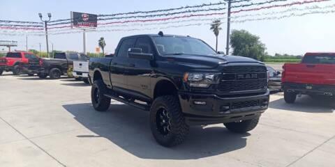 2019 RAM Ram Pickup 2500 for sale at A & V MOTORS in Hidalgo TX