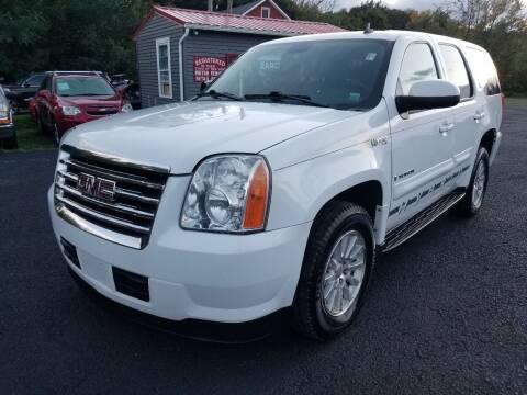 2008 GMC Yukon for sale at Arcia Services LLC in Chittenango NY