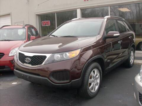 2012 Kia Sorento for sale at Keens Auto Sales in Union City OH