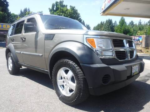 2007 Dodge Nitro for sale at Brooks Motor Company, Inc in Milwaukie OR