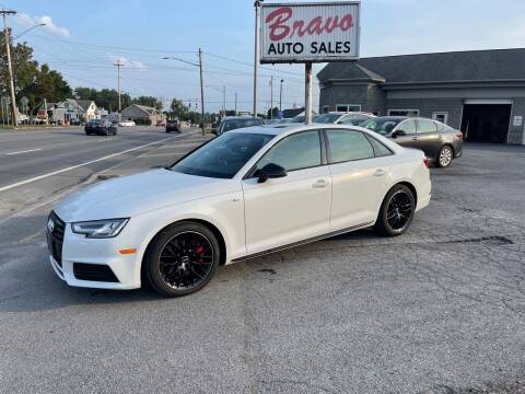 2018 Audi A4 for sale at Bravo Auto Sales in Whitesboro NY