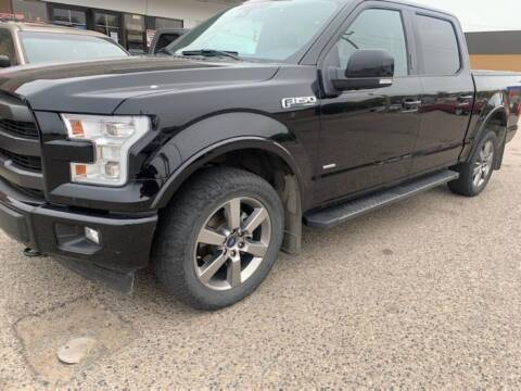 2017 Ford F-150 for sale at Group Wholesale, Inc in Post Falls ID