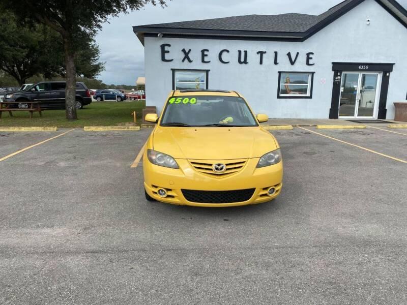 2004 Mazda MAZDA3 for sale at Executive Automotive Service of Ocala in Ocala FL
