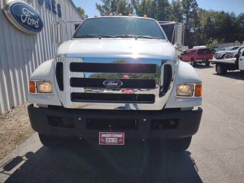2011 Ford F-750 Super Duty for sale at CU Carfinders in Norcross GA
