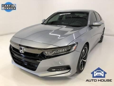 2018 Honda Accord for sale at Auto House Phoenix in Peoria AZ